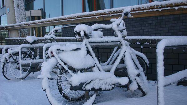 Amsterdam en hiver (archive photo) - Sputnik France