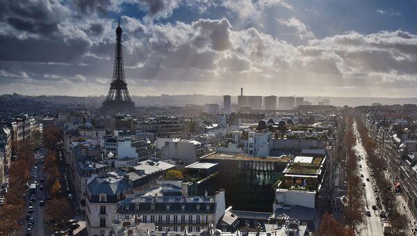 La tour Eiffel  - Sputnik France