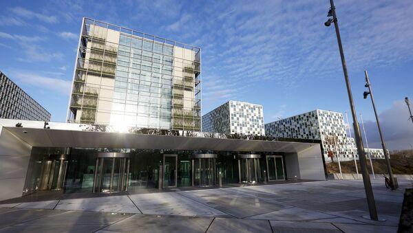 Cour pénale internationale (CPI) de La Haye - Sputnik France