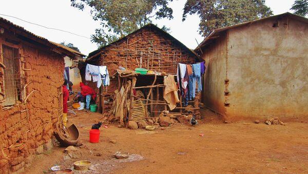 Un village en Tanzanie - Sputnik France