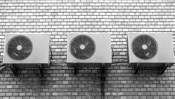 Un climatisateur (image d'illustration) - Sputnik France