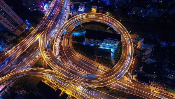 Des autoroutes - Sputnik France