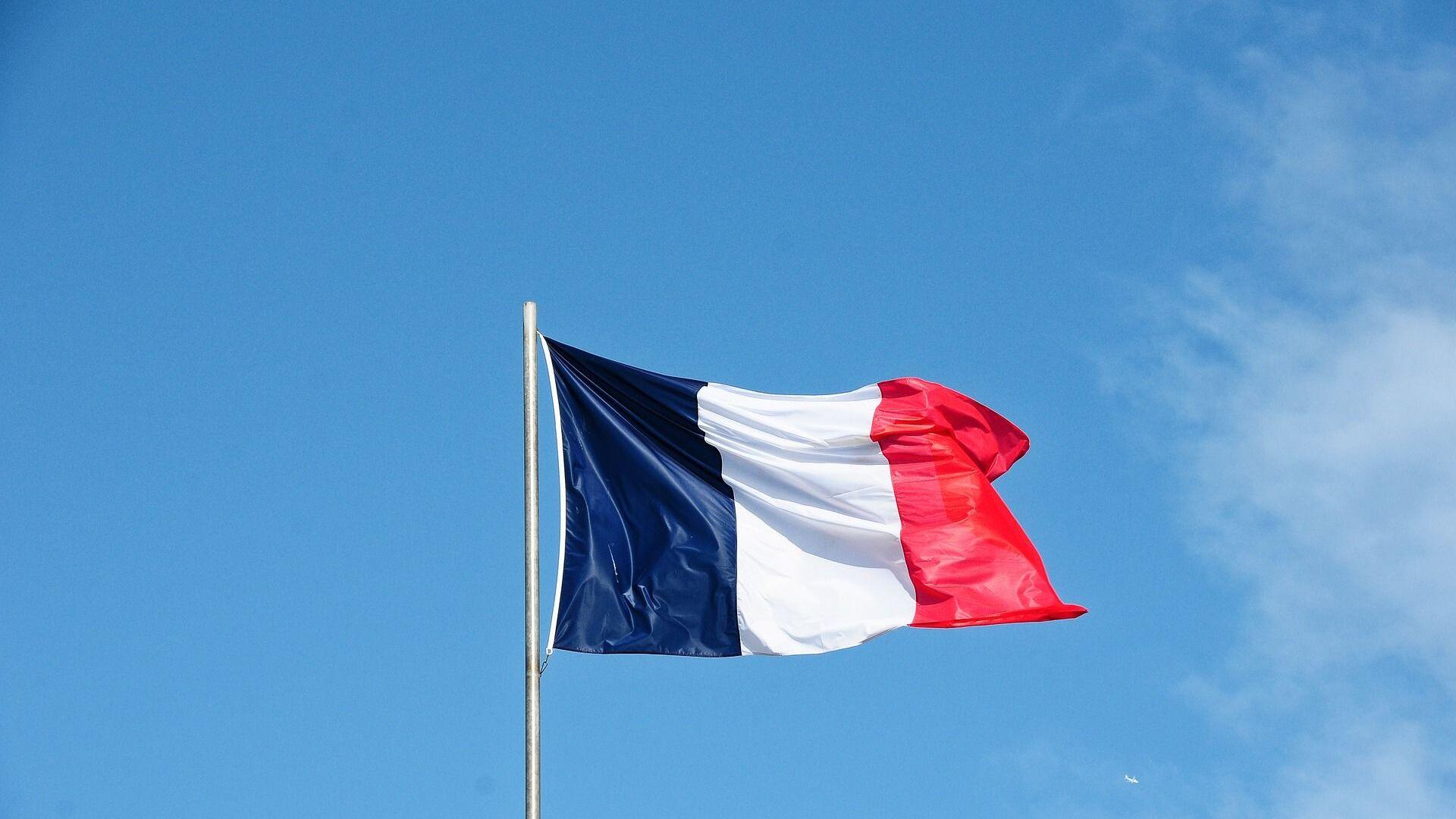 Le drapeau français  - Sputnik France, 1920, 21.09.2021