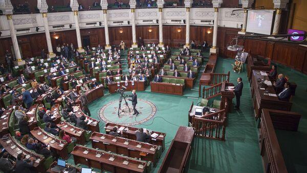 Le Parlement tunisien - Sputnik France