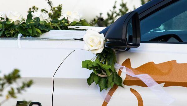 mariage voiture - Sputnik France