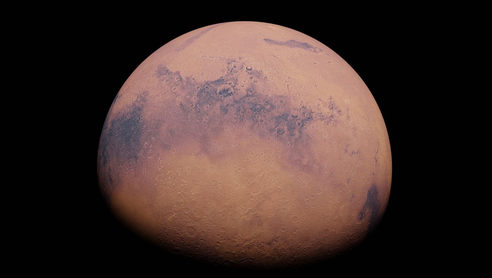 Mars - Sputnik France, 1920, 29.08.2021