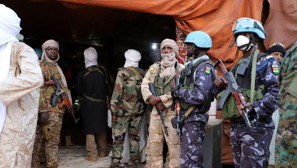 Des soldats togolais de la Minusma - Sputnik France