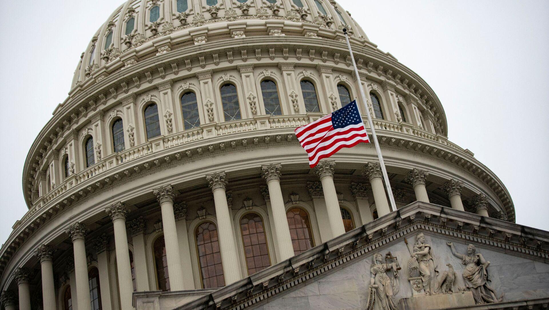 Le Capitole à Washington - Sputnik France, 1920, 14.03.2021