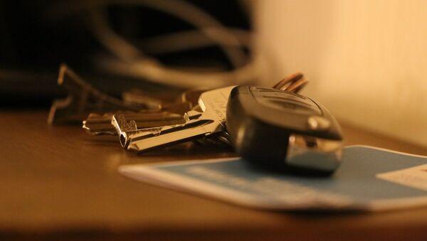 Des clés de voiture - Sputnik France