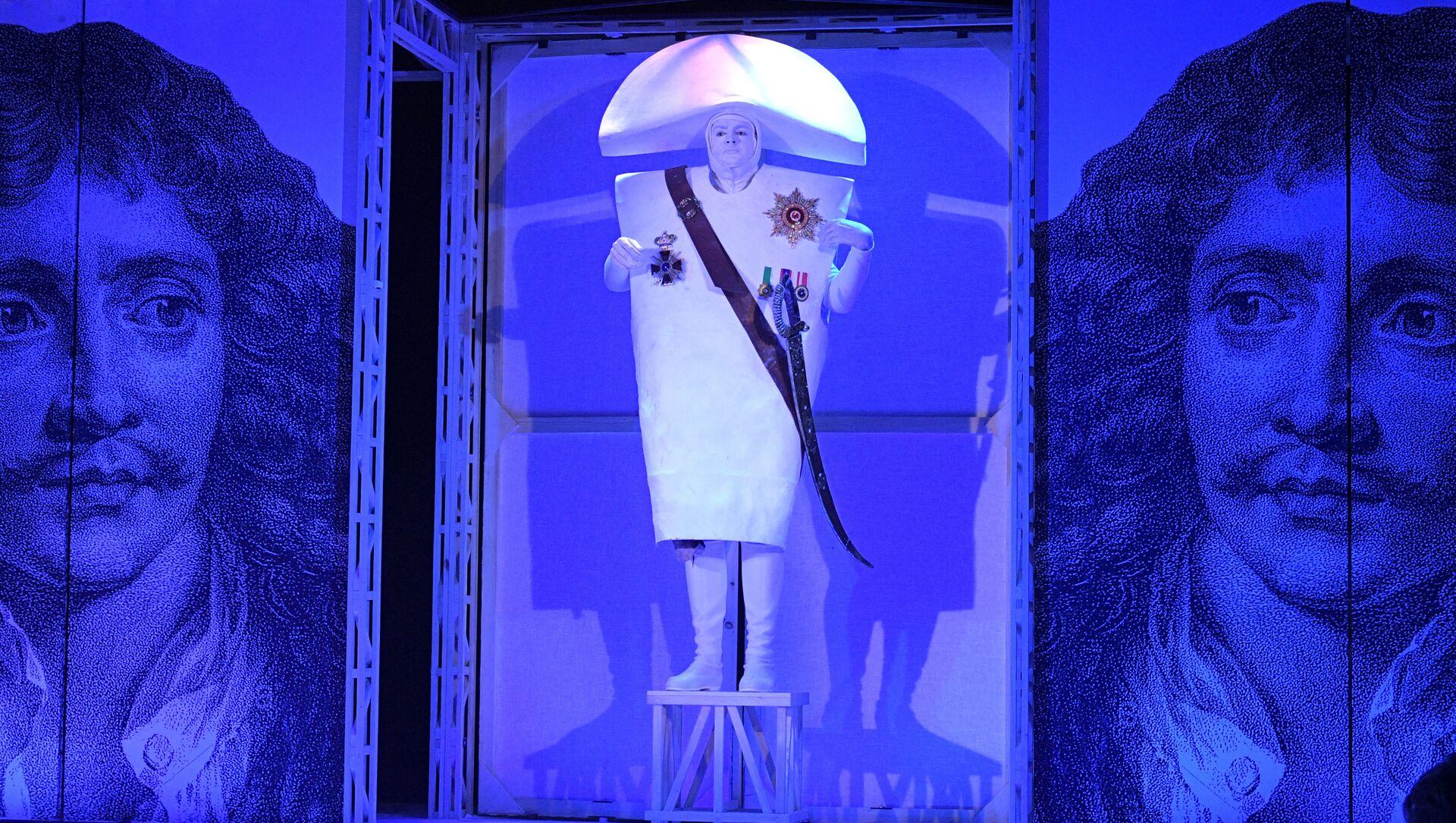 Un spectacle consacré à Molière - Sputnik France, 1920, 14.02.2021