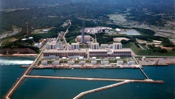 Centrale nucléaire Fukushima Daini (Fukushima 2) - Sputnik France