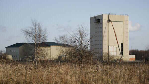 Radar Vitiaz de classe Voronej dans la région de Kaliningrad - Sputnik France