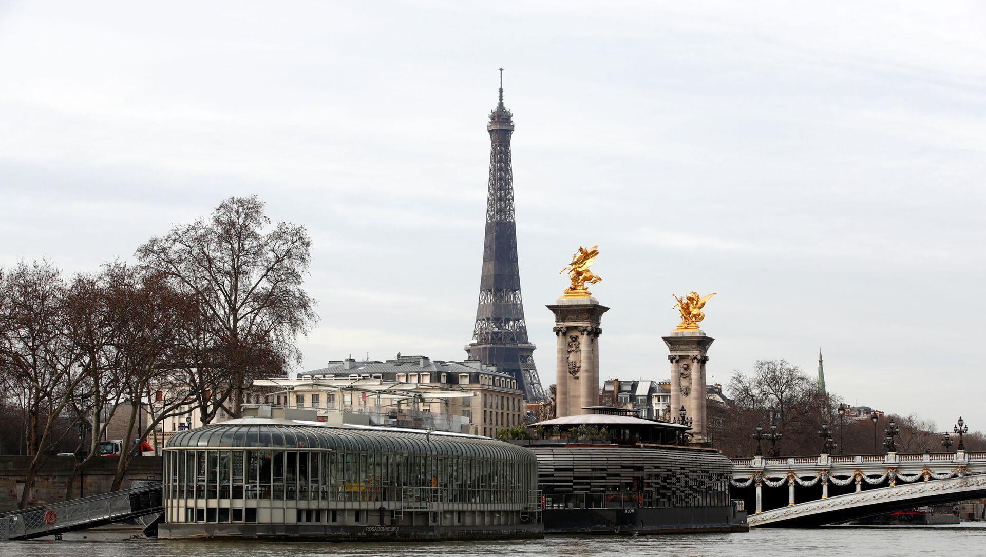 Paris - Sputnik France, 1920, 19.03.2021