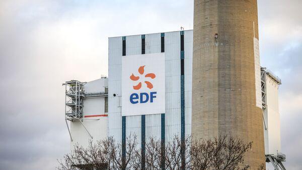 Le géant énergétique français EDF - Sputnik France