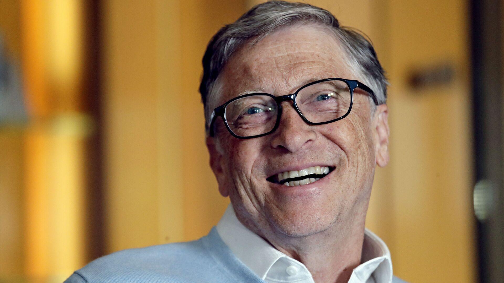 Bill Gates - Sputnik France, 1920, 15.09.2021