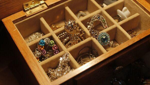 Des bijoux et de l'or - Sputnik France