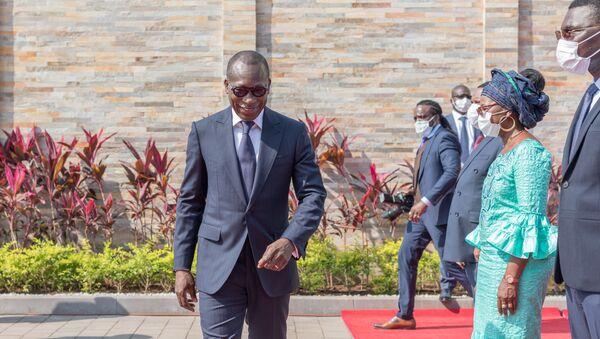Le président du Bénin Patrice Talon - Sputnik France