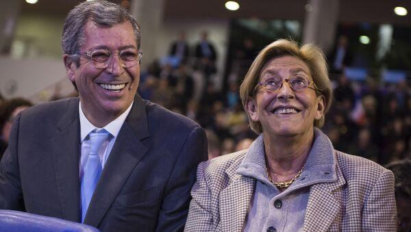 Les époux Balkany - Sputnik France
