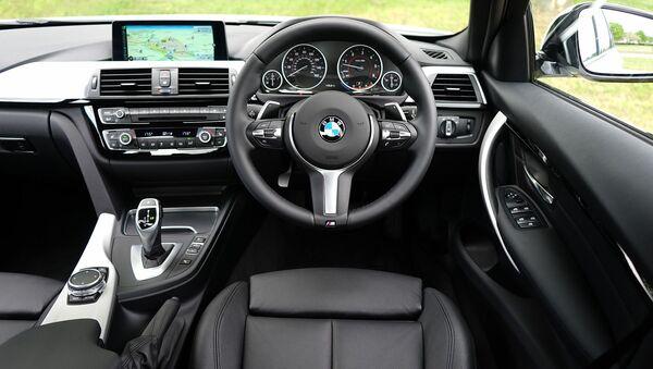 Une voiture BMW - Sputnik France