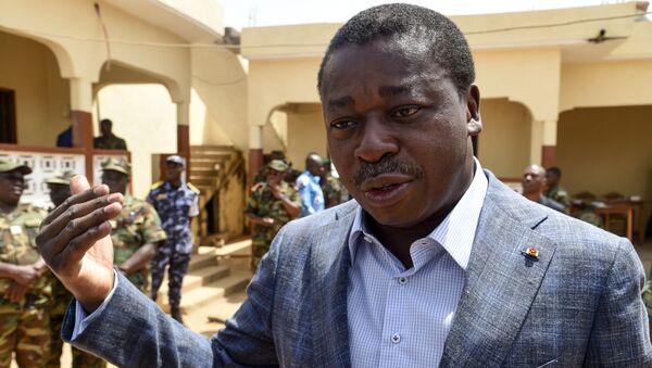 Le Président togolais Faure Gnassingbé - Sputnik France