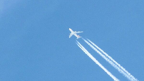 Un Boeing 747-400 (archive photo) - Sputnik France