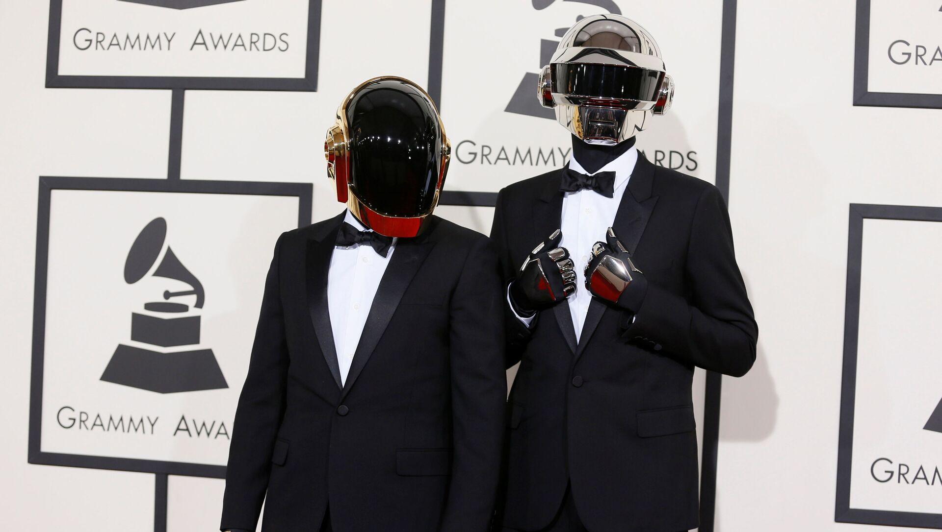 Daft Punk - Sputnik France, 1920, 23.02.2021