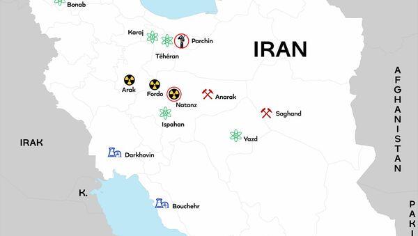 Iran : les sites nucléaires sous inspections de l'AIEA et sous menaces étrangères - Sputnik France