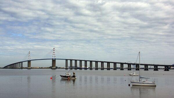 Pont de Saint-Nazaire (image d'illustration) - Sputnik France