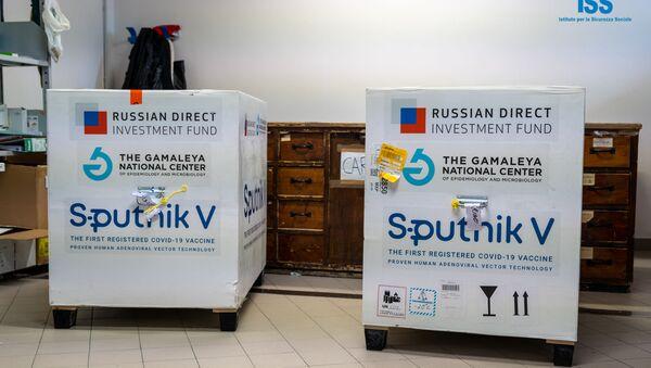 Le vaccin Spoutnik V - Sputnik France