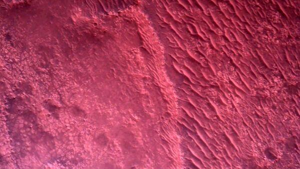 La surface de Mars - Sputnik France