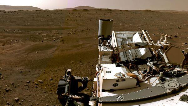 le rover Perseverance sur Mars  - Sputnik France