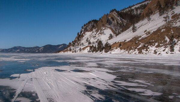 Le lac Baïkal - Sputnik France