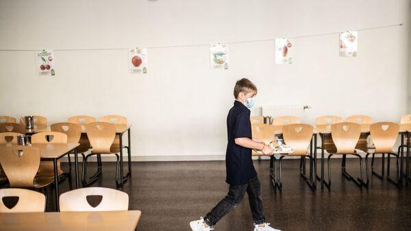 Cantine dans une école - Sputnik France