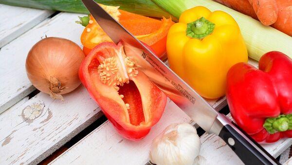 Un couteau de cuisine - Sputnik France