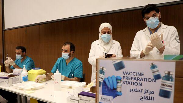 Centre de vaccination Liban - Sputnik France