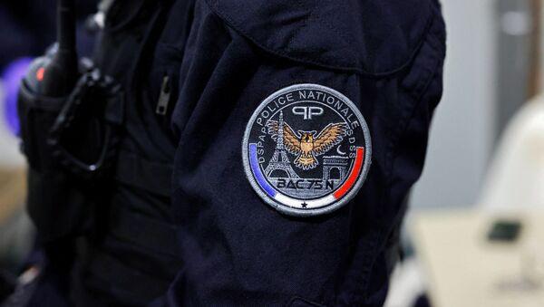 Un policier de la BAC, image d'illustration  - Sputnik France