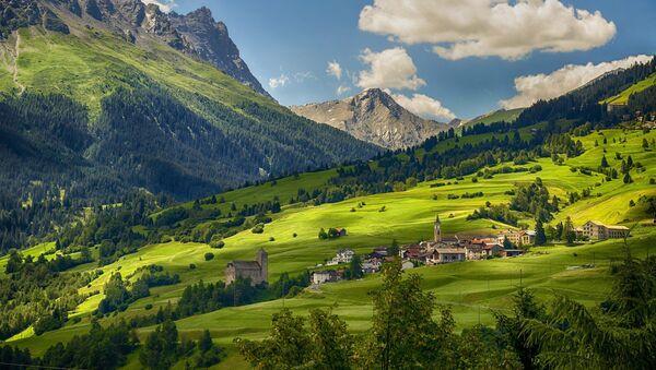 Un village en Suisse - Sputnik France