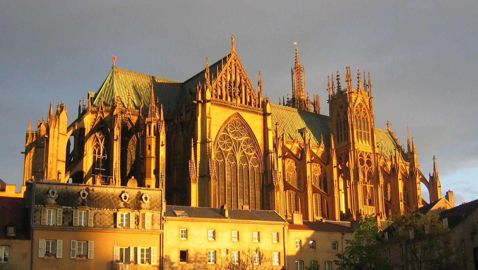 Metz, Moselle - Sputnik France, 1920, 28.02.2021