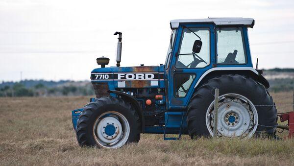 Un tracteur Ford (image d'illustration) - Sputnik France
