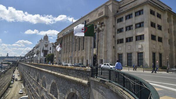 Le Parlement algérien - Sputnik France