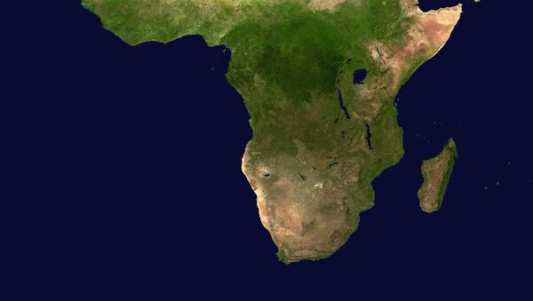 Continent africain - Sputnik France