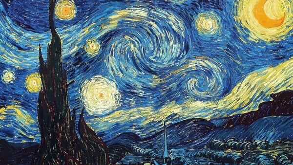 La nuit étoilée, Vincent Van Gogh - Sputnik France
