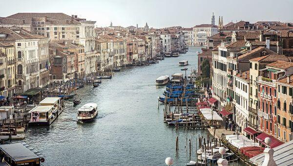 Le Grand Canal, à Venise - Sputnik France