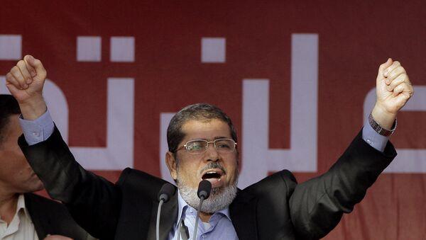 L'ex-Président égyptien Mohamed Morsi  - Sputnik France