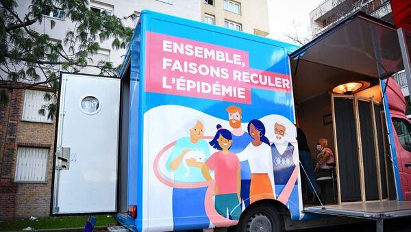 campagne vaccinale en France, le 2 mars 2021 - Sputnik France