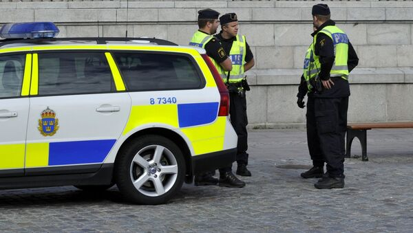 Police suédoise - Sputnik France