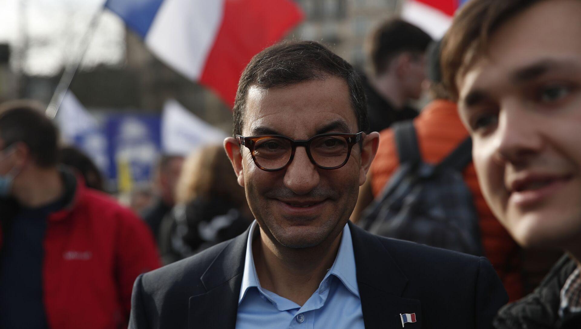 Jean Messiha, président de l'Institut Apollon - Sputnik France, 1920, 01.08.2021