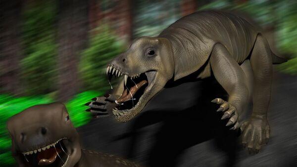 l'Anteosaurus - Sputnik France