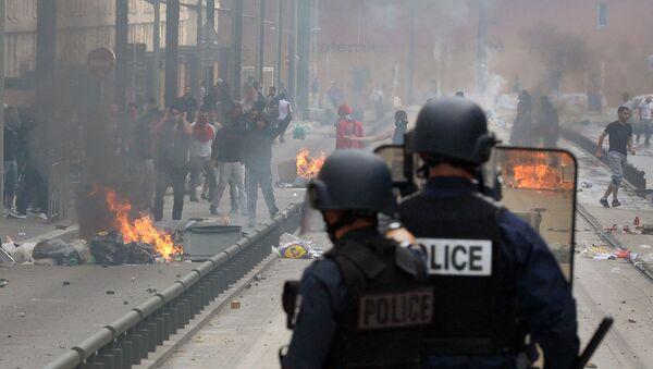 Émeutes Sarcelles - Sputnik France
