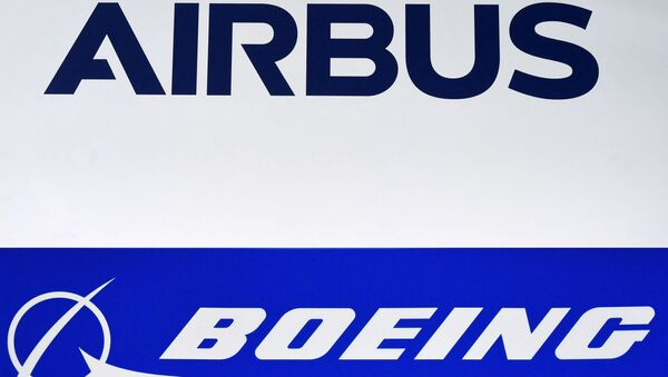 Airbus / Boeing - Sputnik France